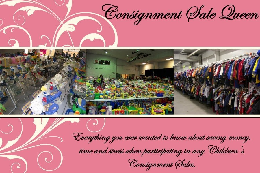 The Consignment Sale Queen©