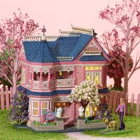 Barbiedream House on And I Can Give You Some More Info On The Place