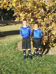 Soccer Boys!