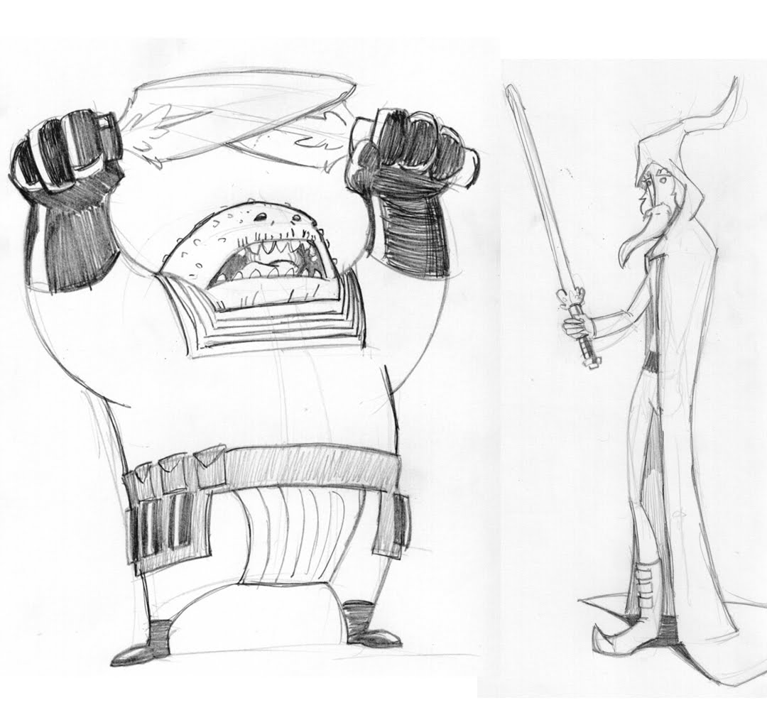 Character Design Session : Sketchbook sessions character designs artists and star wars