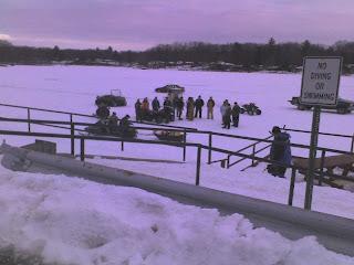 Houghton lake walleye report tournament sign in for Hubbard lake mi fishing