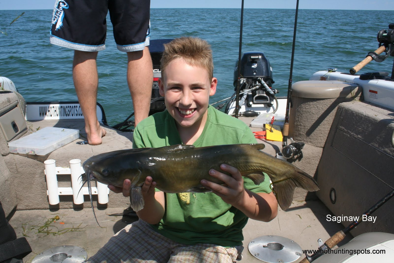 Houghton lake walleye report houghton lake saginaw bay for Saginaw bay fishing report