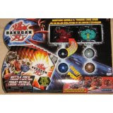 Bakugan Battle Brawlers Battle Pack Red and Green