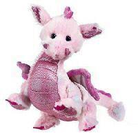 Webkinz Whimsy Dragon