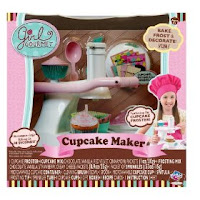 Girl Gourmet Cupcake Maker from Jakks Pacific