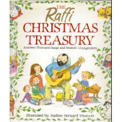 Raffi Christmas Treasury Book