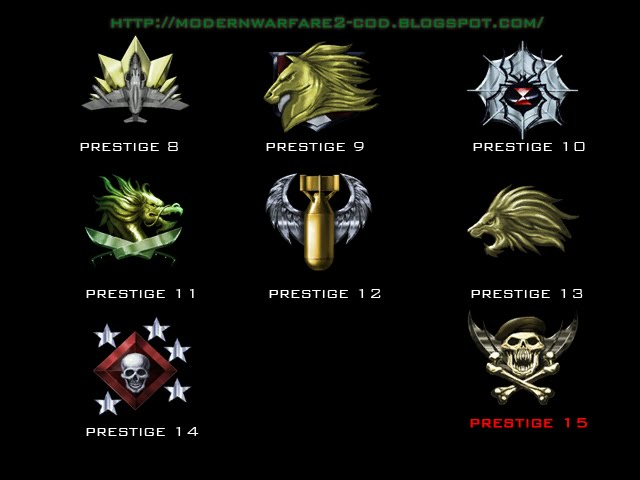black ops 14th prestige symbol. COD Black Ops Prestige Symbols
