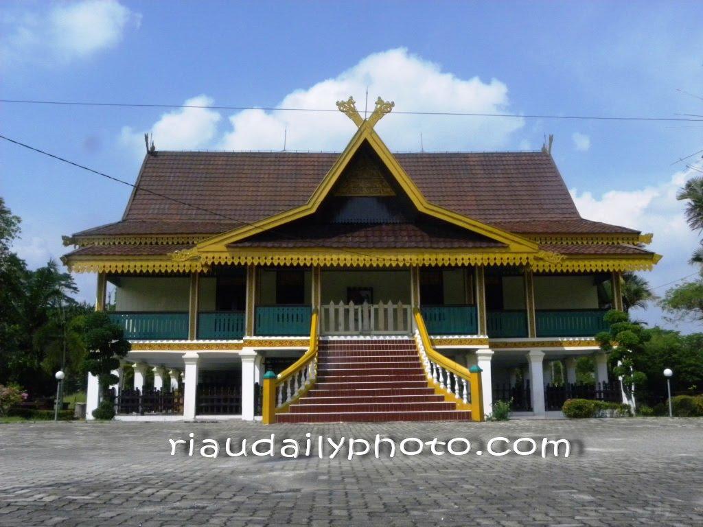 Bandar Serai Atau Bandar Seni Raja Ali Haji Riau Daily Photo