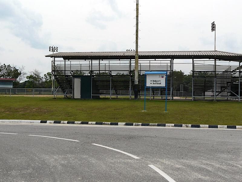 tahun 2012 dilaksanakan di Lapangan Softball Chevron Rumbai Pekanbaru