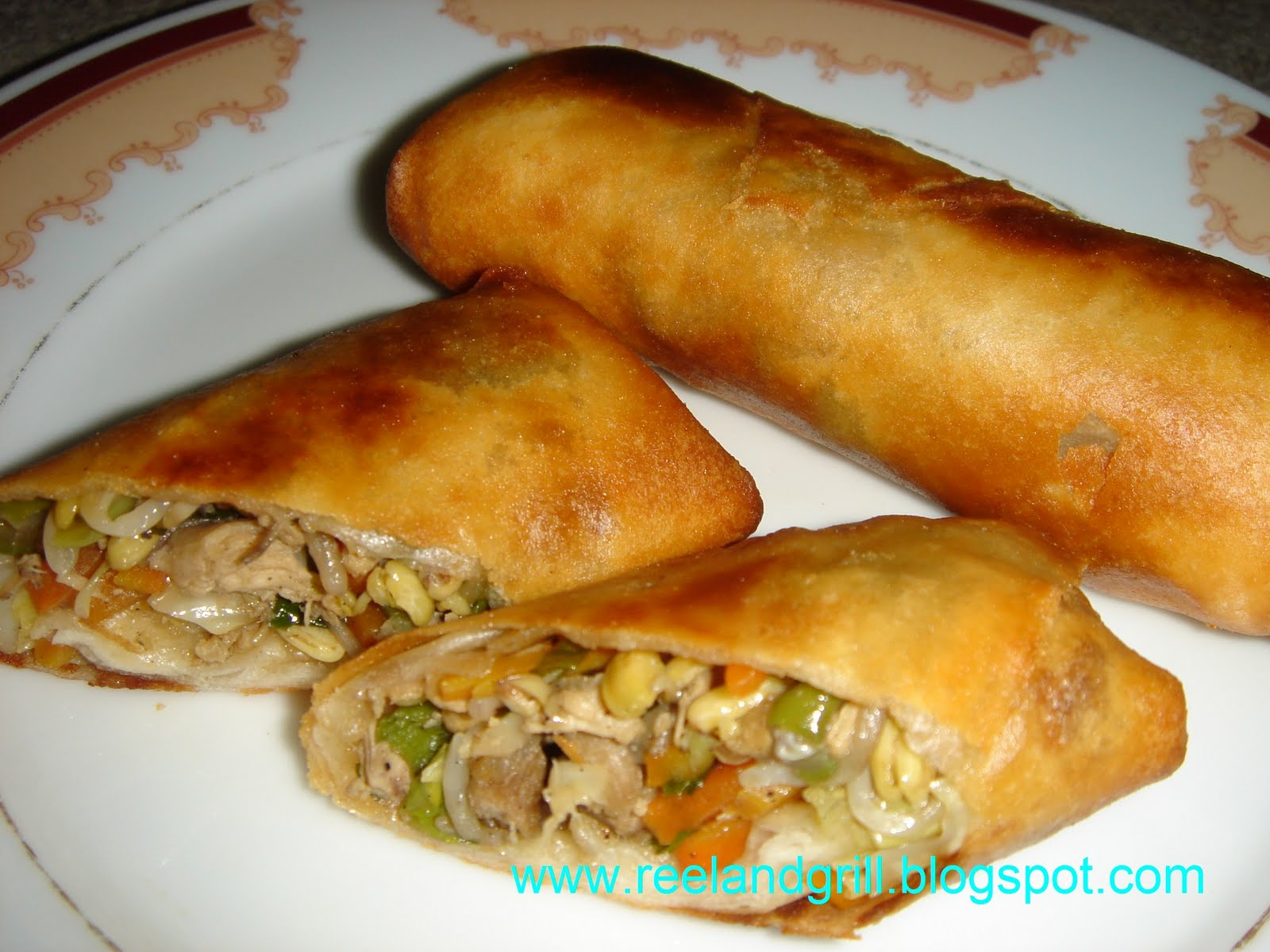 Lumpia Rolls Recipe — Dishmaps
