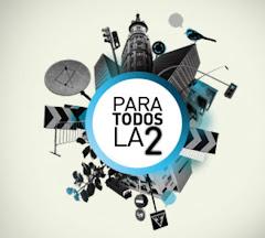 ENTREVISTA EN EL PROGRAMA  PARA TODOS LA 2 (28/4/2010)