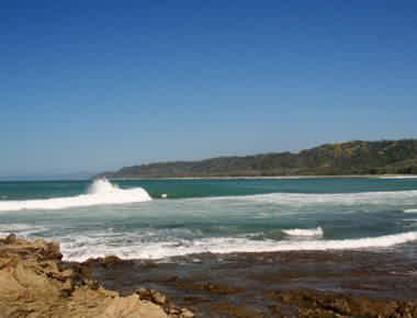 Turismo viajes y vacaciones argentina mar azul for Temperatura actual en villa gesell