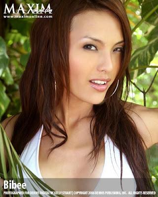 Miss Maxim Thailand Bibee Assavayutthakul