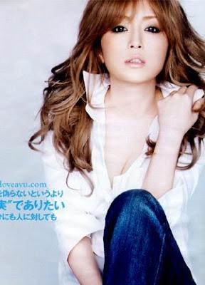 Ayumi Hamasaki Gallery Sexy