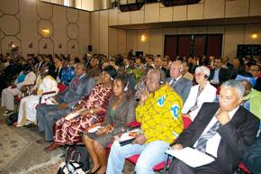 Rencontre europeen africaine