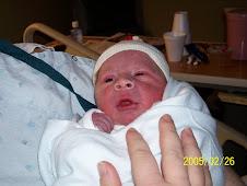 Dante Just born