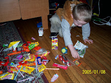 Candy as far as I can see