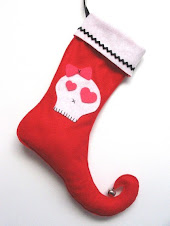 Elf stocking!