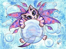 Bubble Fairy Kitten