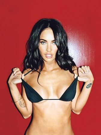 "Megan Fox Shows Off Her ""Brian"" Tattoo in Hawaii"