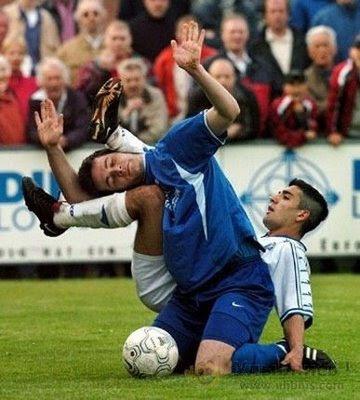 Smiješna strana sporta na slici Funny-sport-moments-074-1