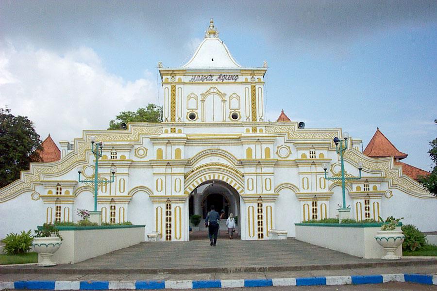 tk Masjid Agung Sumenep Masjid Agung Sumenep
