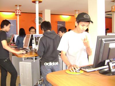UG Internet Lounge