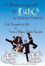 II Mostra Regional de Dança da Academia Camerini
