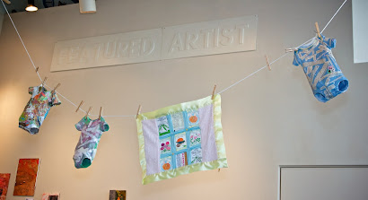 aug 2010 - a/nt gallery,  featured exhibit