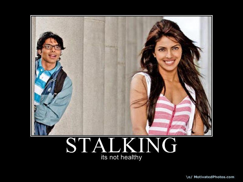 Stalker Girl by megusta1515 - Meme Center