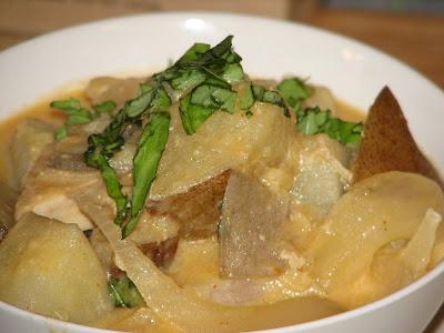 Timetoeatmon fish tea soup for Fish tea soup