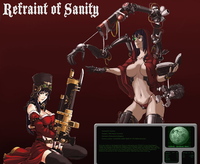 Refraint of Sanity