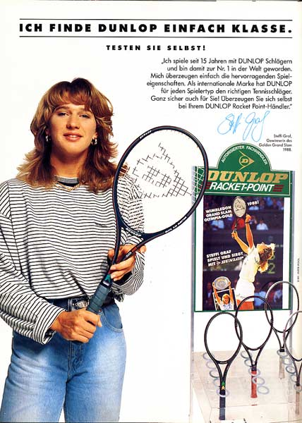 Steffi Graf Excellent Tennis Player  Seen On www.coolpicturegallery.us