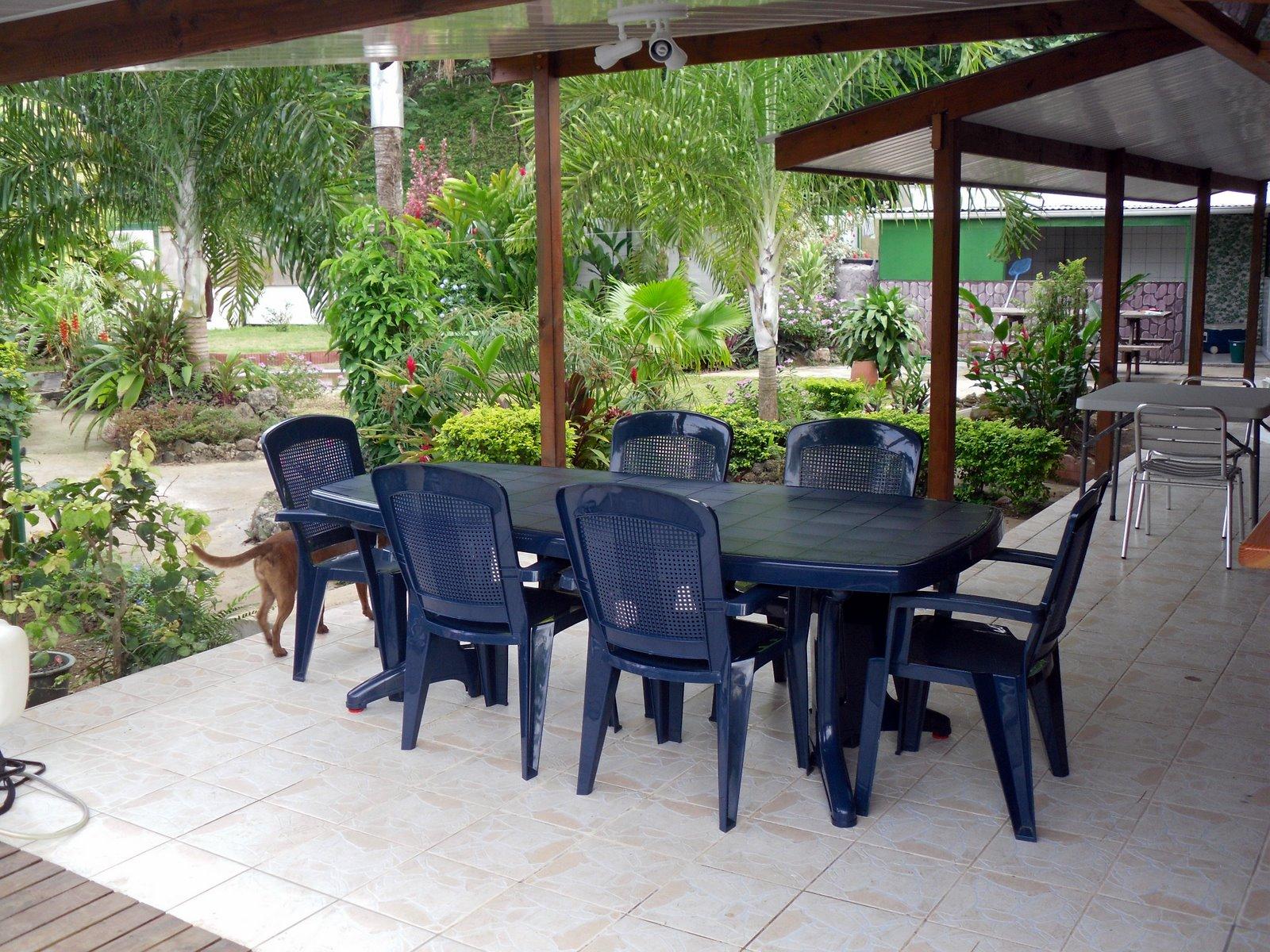 vaianae village moorea pk 21 5 mer cuisine quip e. Black Bedroom Furniture Sets. Home Design Ideas