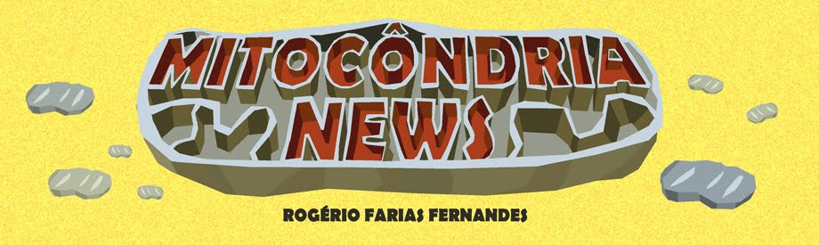 MITOCÔNDRIA NEWS!