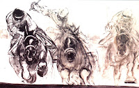 Bruce Waldman - 'Horserace'