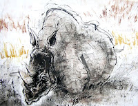 Bruce Waldman - 'Rhino'