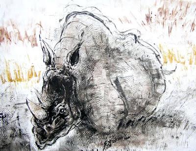 Bruce Waldman - 'Rhino'