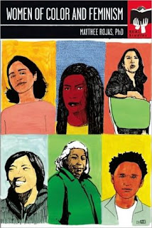 "Cover of ""Women of Color and Feminism"" by Maythee Rojas (Seal Press, 2009)"