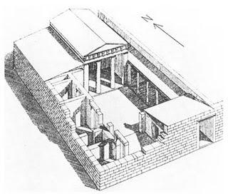 Antigua grecia 6 Casas griegas antiguas