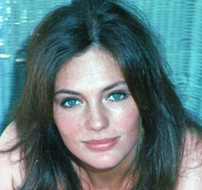 I thought Jacqueline Bisset had the most beautiful eyes.