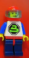 The Lego Beserker