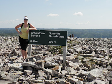 Hiking Gros Morne - Summer 2010