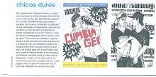 CUMBIAGEI en el suplemento SOY de PAGINA 12 (18/12/09)