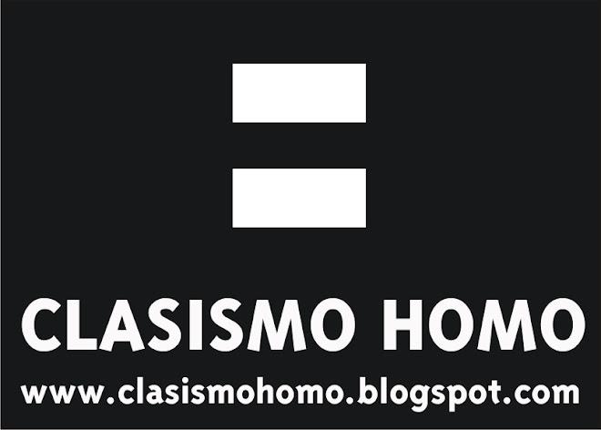 CLASISMO HOMO (audio)