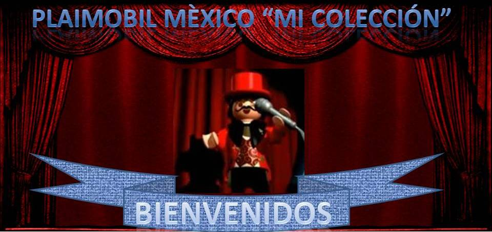 "PLAYMOBIL MEXICO ""COLECCION"""