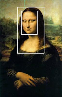 Altın oran ve Mona Lisa