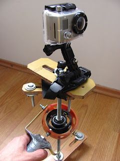 DIY Glidecam Steadicam for GoPro HD Camera