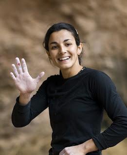 Daila Ojeda - Lady Climber