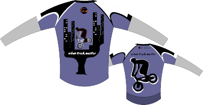 BMX Stunt Bike Jersey